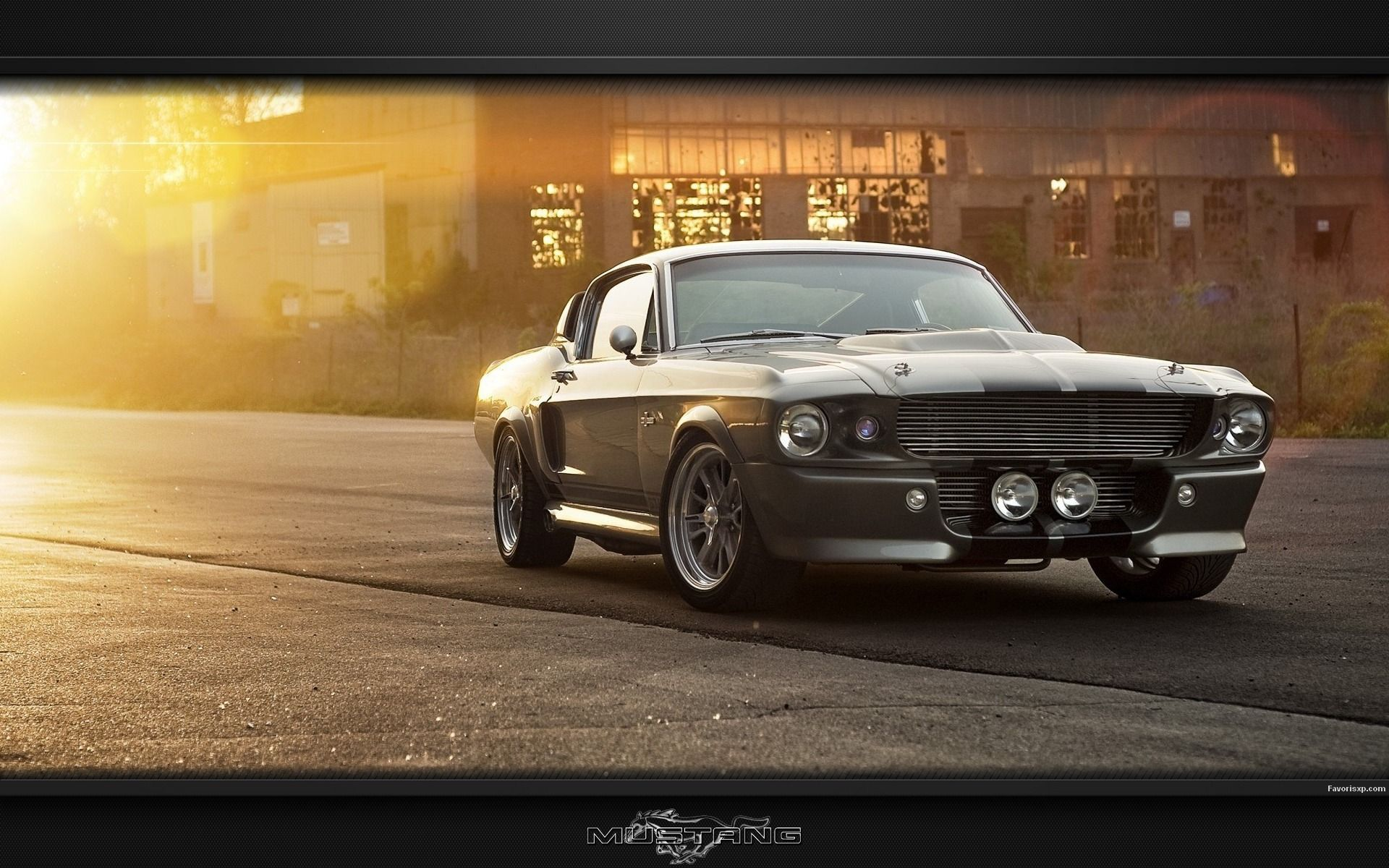 ford mustang shelby gt 500 eleanor de 1967