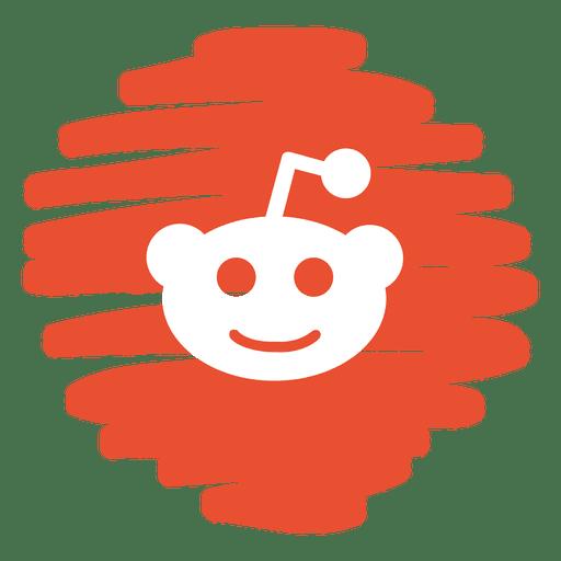 Reddit Distorted Round Icon Ad Affiliate Affiliate Icon Distorted Reddit App Icon Design App Icon Iphone Icon