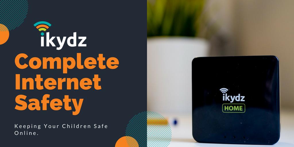 iKydz - Total Internet Control for Parents | iKydz Internet Safety