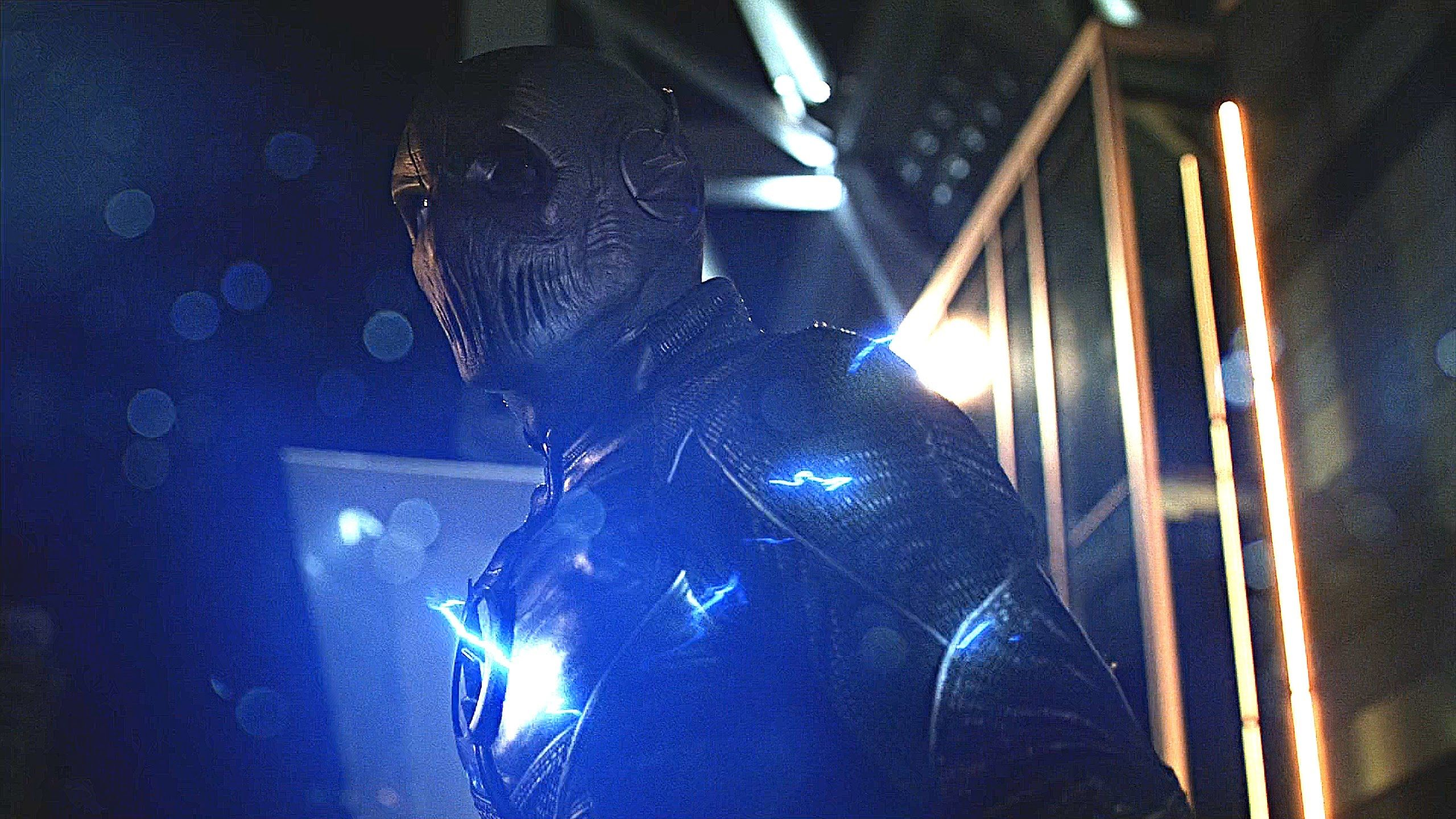 The Flash 2x06 The Flash vs. ZOOM Full Fight Part