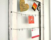 custom photo organizer, large. $70.00, via Etsy. I love this idea, This is a must make!!!!