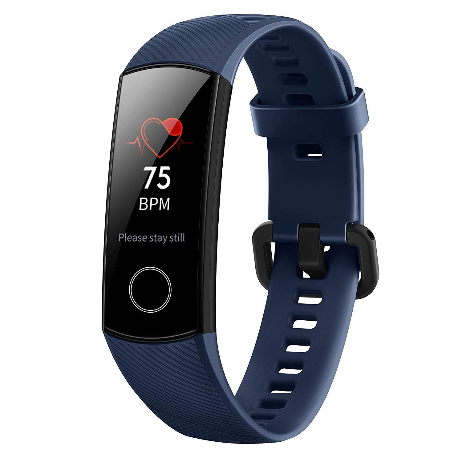 Honor Band 4 is a HighEnd AMOLED Full Color Display Smart