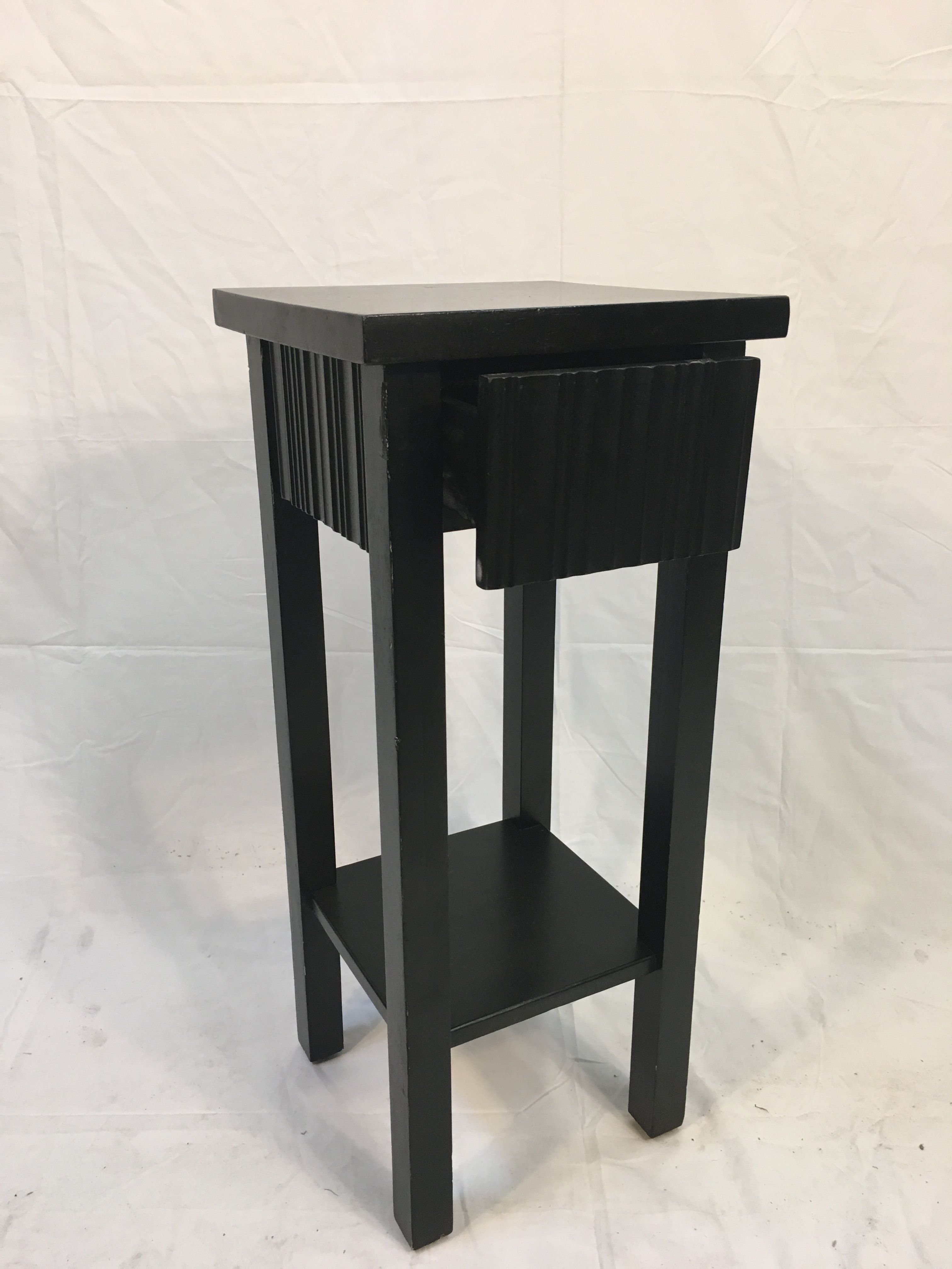 Best Out Small Black Nightstand 13X13X31 With Images 400 x 300
