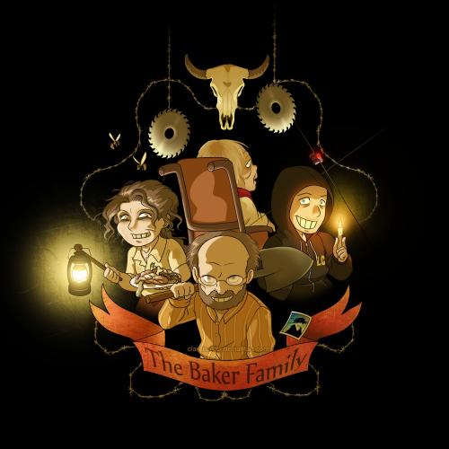 The Baker Family Resident Evil 7 Biohazard Resident Evil