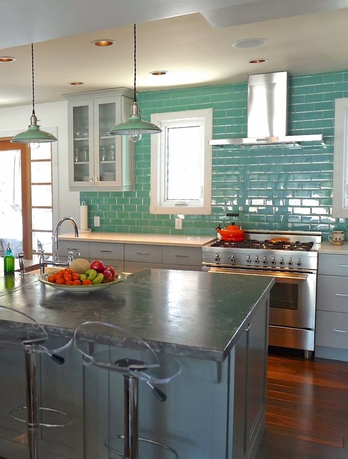 Reader Renovation! (House Of Turquoise)