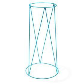 $5  Metal Pot Stand: 22cm (upper dia) x 30cm (lower dia) x 45cm (H) Garden & Outdoor | Kmart