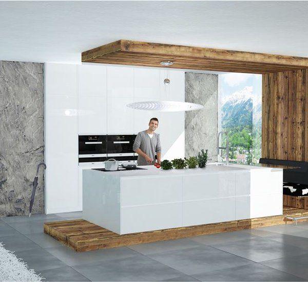 Innovation Küchen #greykitchendesigns