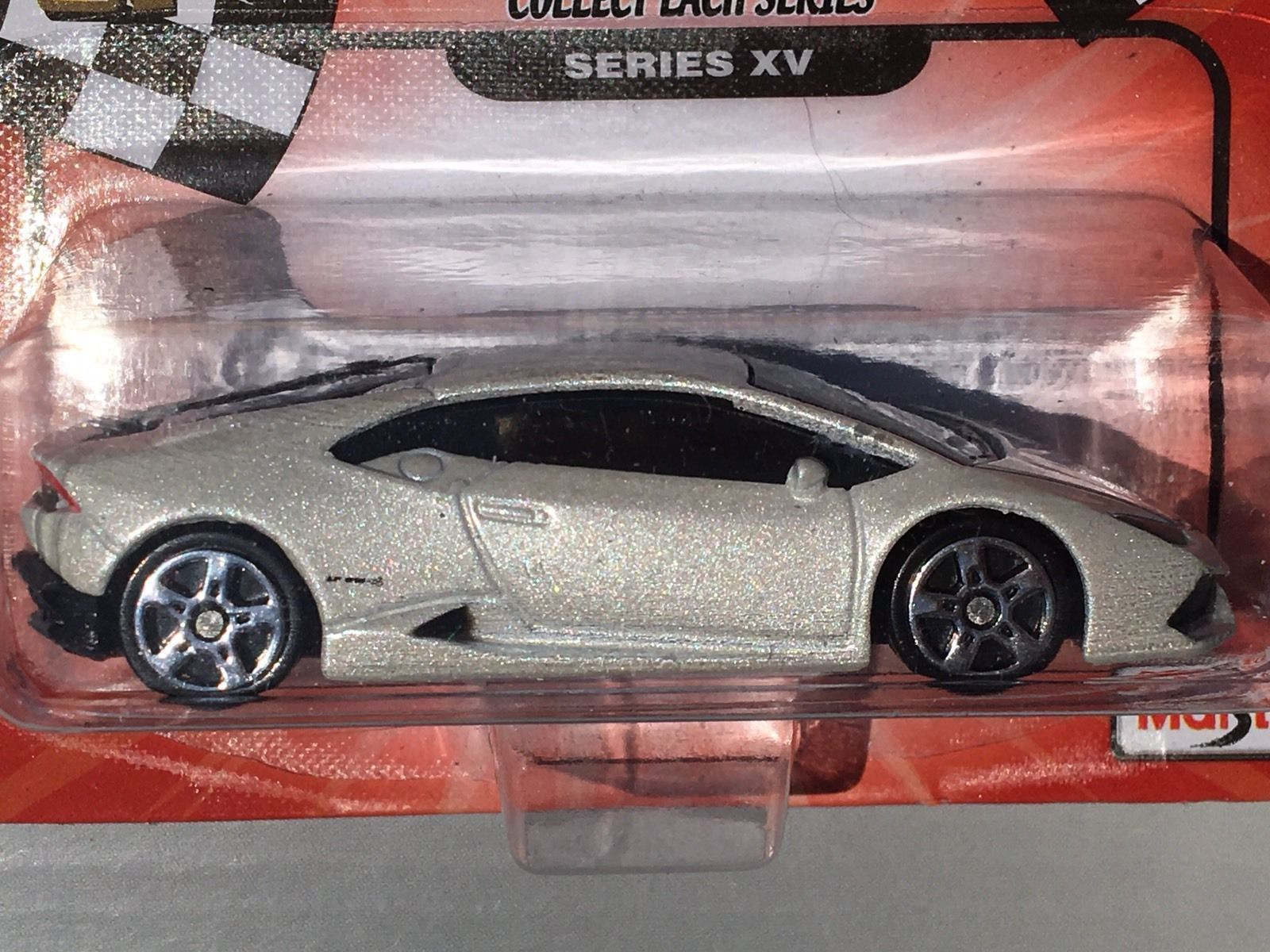 Cool Great Lamborghini Huracan LP 610 4 Spyder White Tented Windows 1/64  Maisto