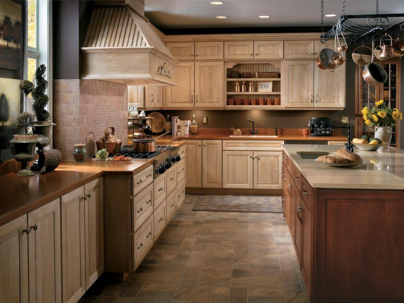 Sorrento (With images)   Schuler cabinets, Kitchen, Lowes ...