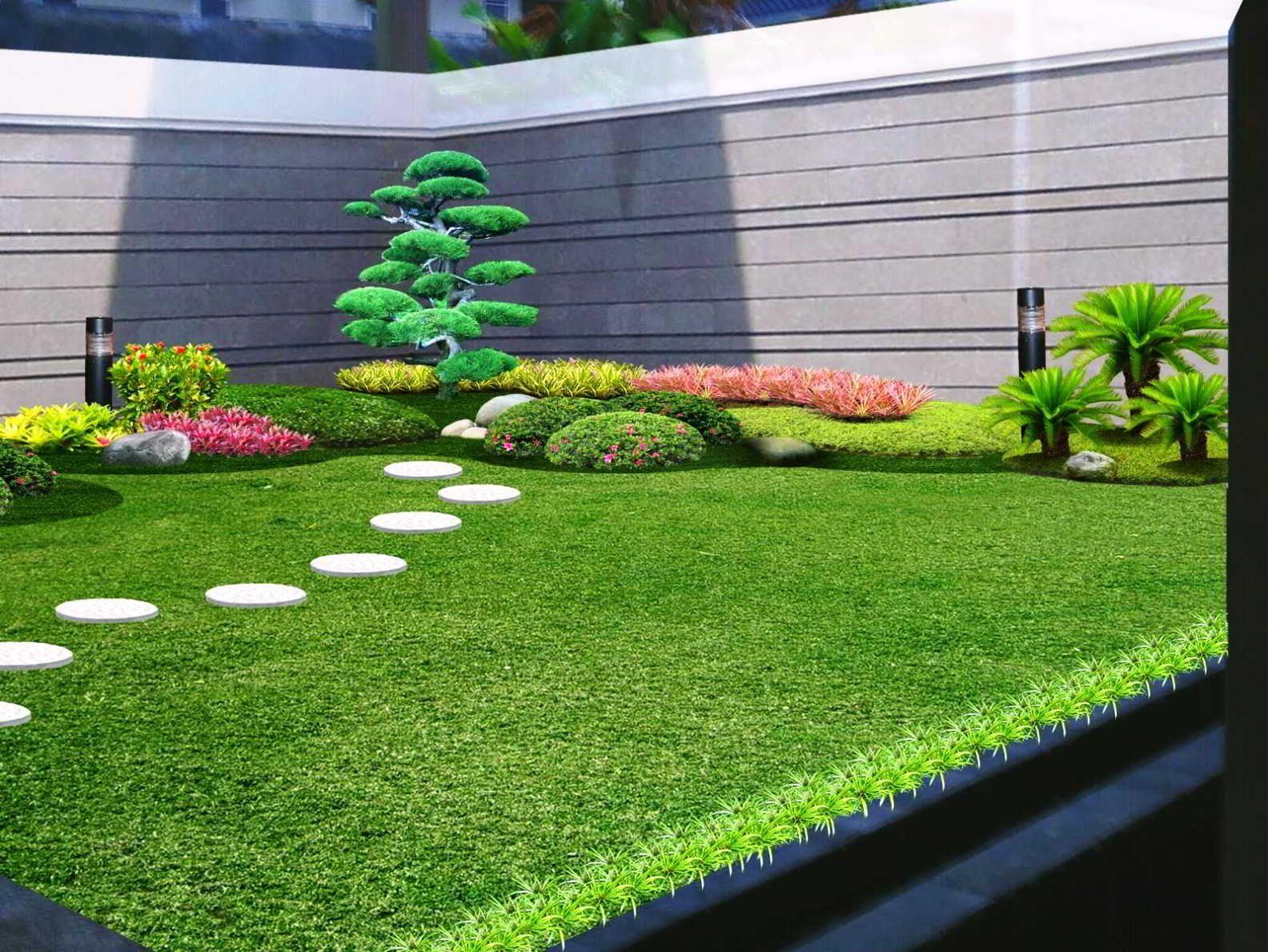 30 Desain Taman Minimalis Modern Ideas | Garden Design, Minimalist Garden,  Small Garden Design