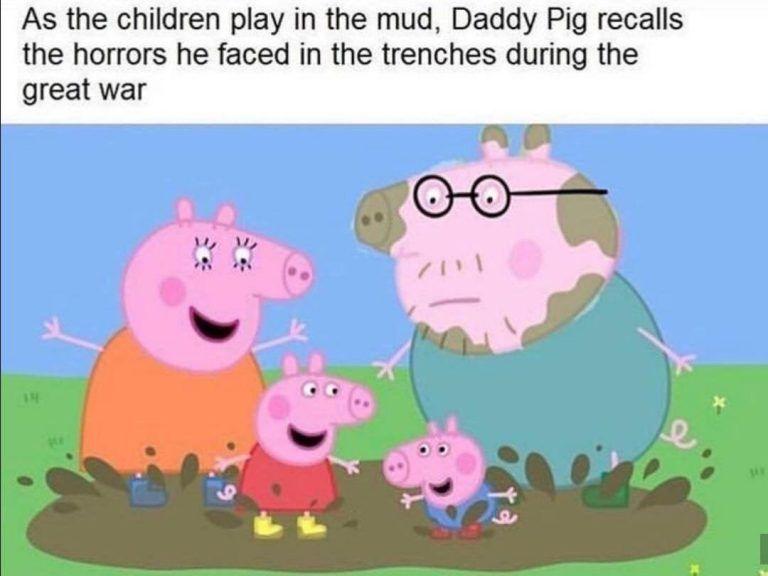 24 Funny Memes Humor Real Life Hilarious 14 Peppa Pig Memes Stupid Funny Memes Dark Humour Memes
