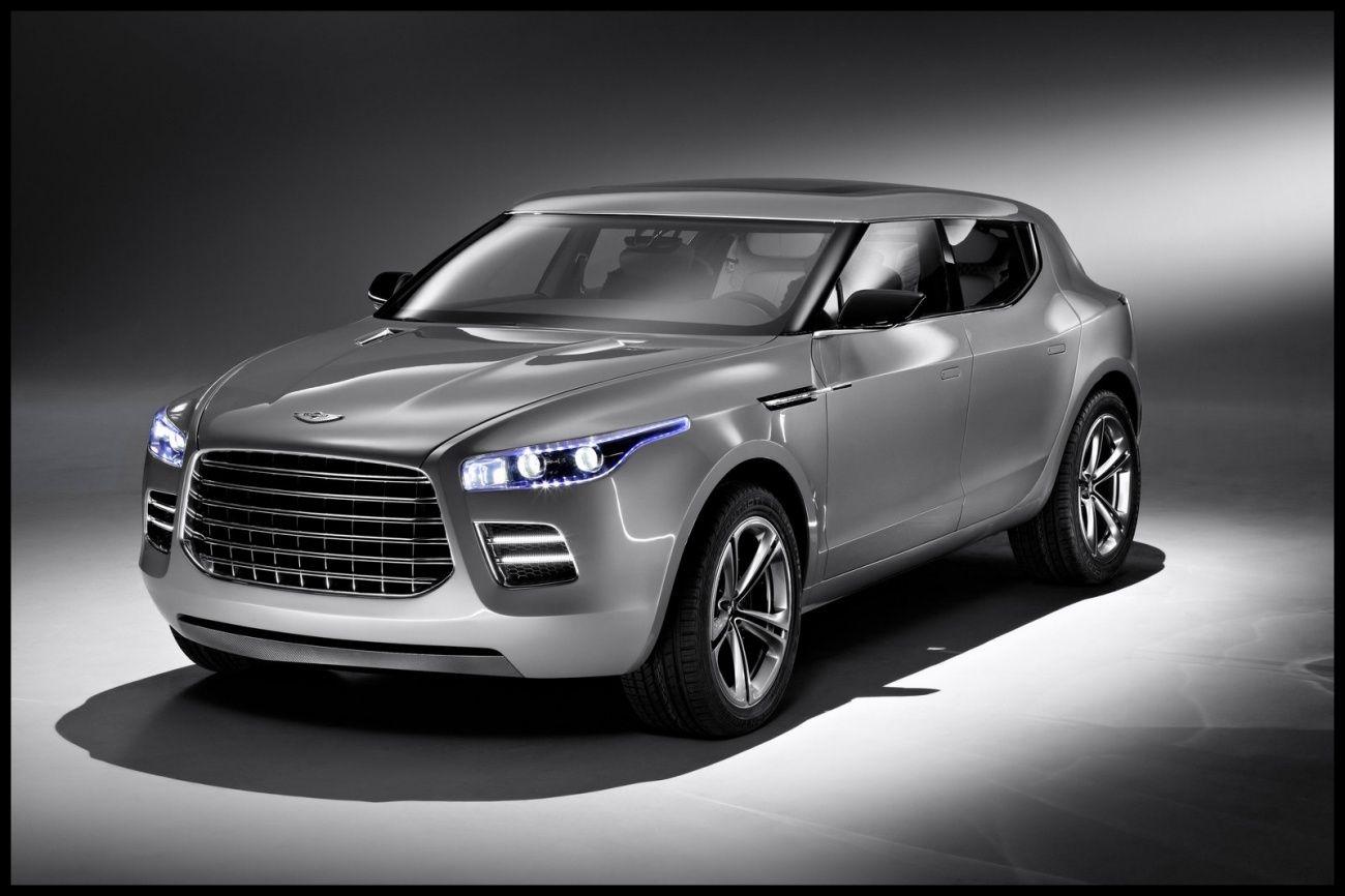 Aston Martin : Le gros SUV est de retour