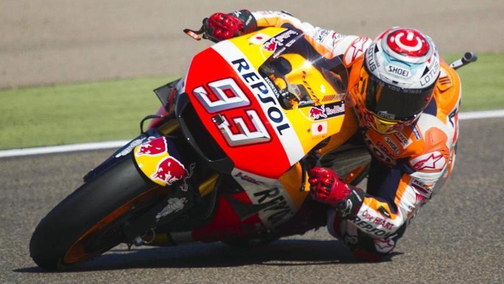 Super Marquez in pole Rossi s'inchina Ci vuole un miracolo per batterlo - La Stampa