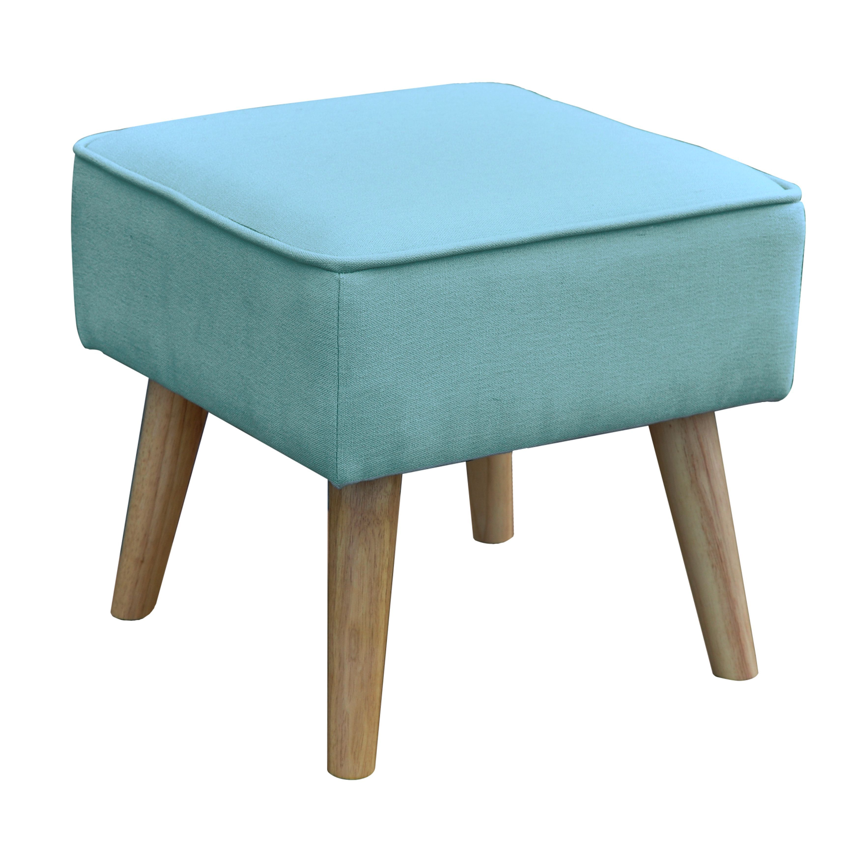 Add color and comfort to your home with the Flora Foot Stool ...