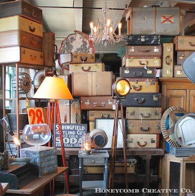 Bottoms Up Antiques Prize Kansas City Antique Booth Displays Ideas