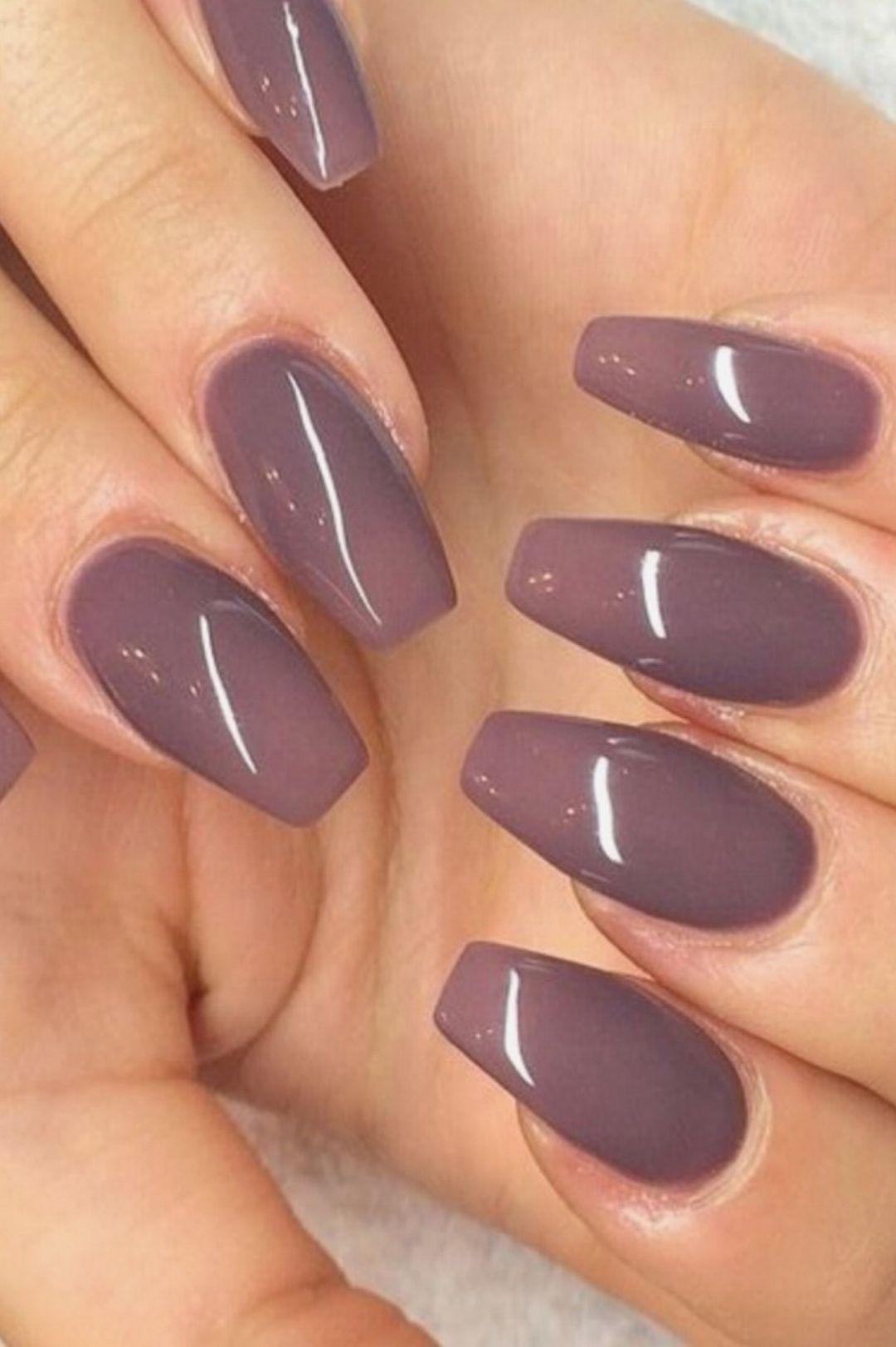 Nail Colors Perfect For Summer Cute Nails Solid Color Nails Bridal Nails