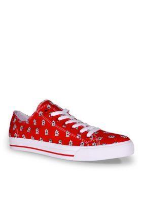cc05950229fdd Unisex MLB St. Louis Cardinals Low Top Shoe | Redbirds | Top shoes ...
