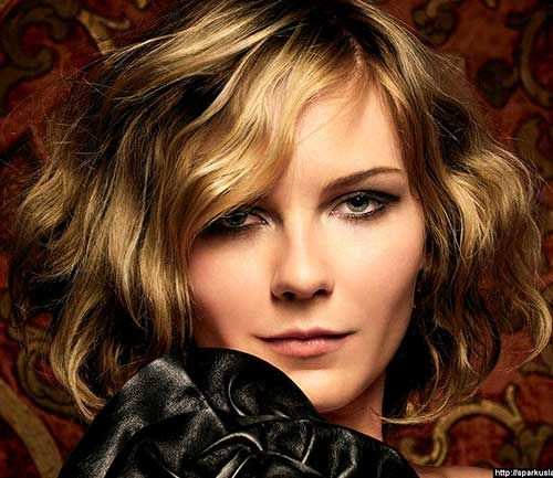 Hairstyles Wallpaper: 20 Short Hairstyles For Wavy Fine Hair