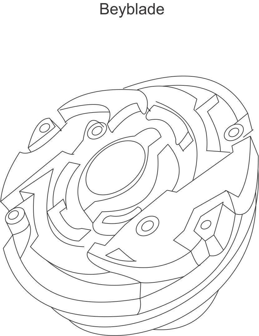 Desenhos para colorir - Beyblade para colorir | Printables, Coloring ...