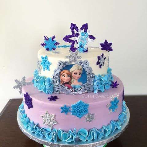 Frozen Disney Birthday Party Ideas With Images Frozen