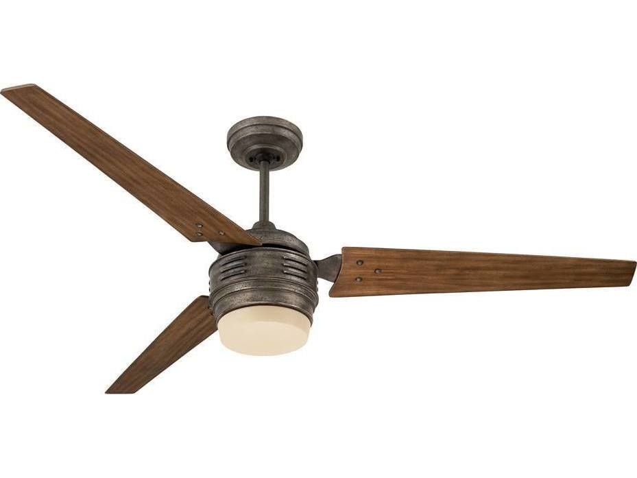 Emerson fans 4th avenue vintage steel two light 60 wide ceiling emerson fans avenue vintage steel two light wide ceiling fan with riverwash blades aloadofball Image collections