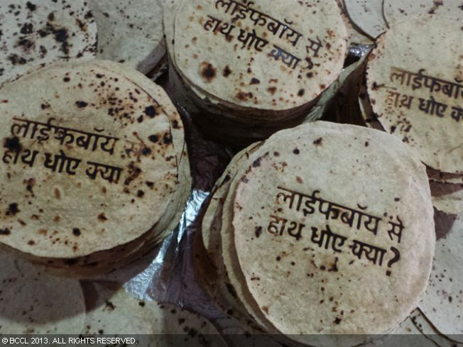 Hul S Roti Reminder Lifebuoy Campaign Catches Attention At Kumbh