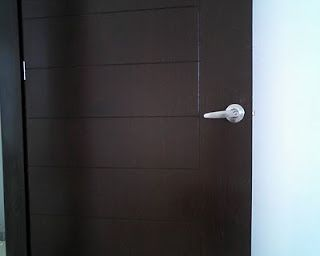 Tektonar Puerta Minimalista Para Interior Puertas