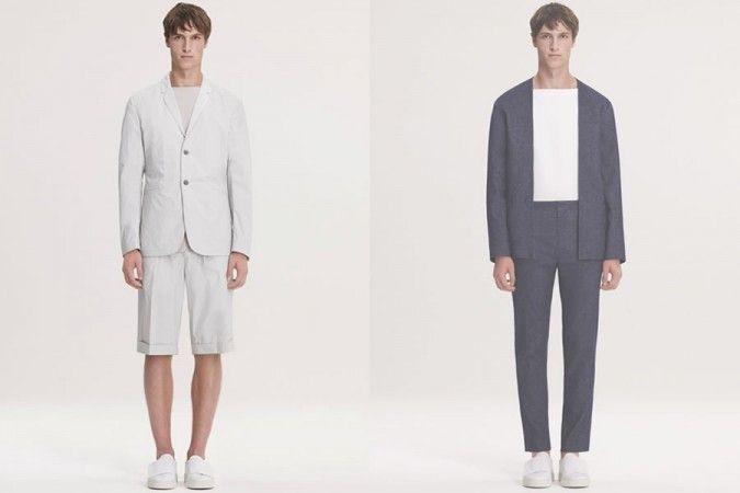 COS Spring/Summer 2016 Men's Lookbook | FashionBeans.com