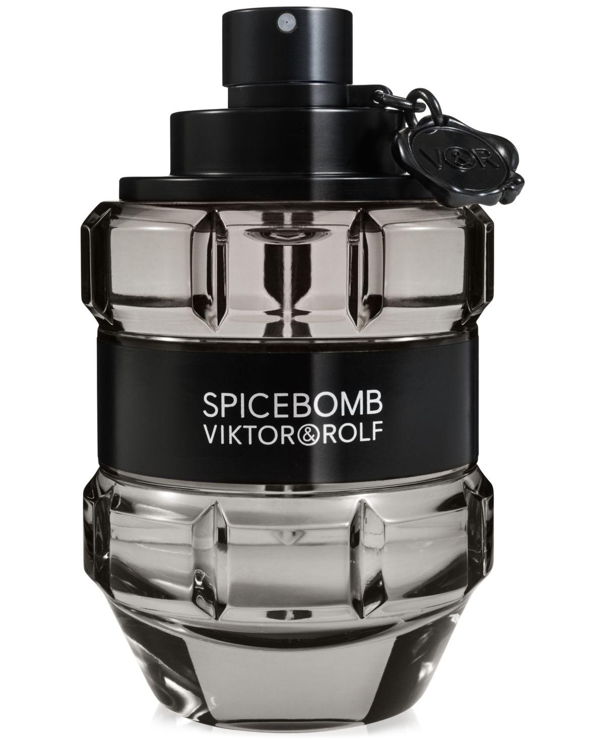 Men S Spicebomb Eau De Toilette Spray 5 Oz Products In 2019 Eau De Toilette Fragrance Viktor Rolf