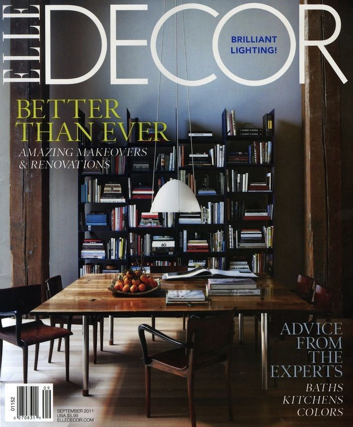 Since 1989 With A Fresh And International Viewpoint Elle Decor