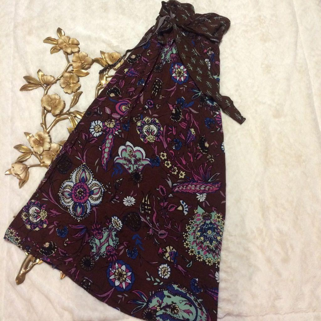 Xhilaration Maxi Dress Size Xs