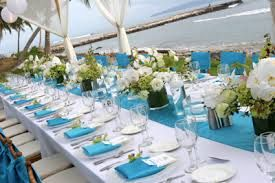 Image result for sky blue wedding decor | Marlise and Ruben wedding ...
