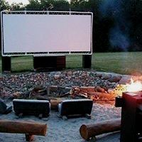 The Best Diy And Crafts Backyard movie theaters