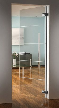 Frameless Glass Door In 2019 Glass Office Doors Shower