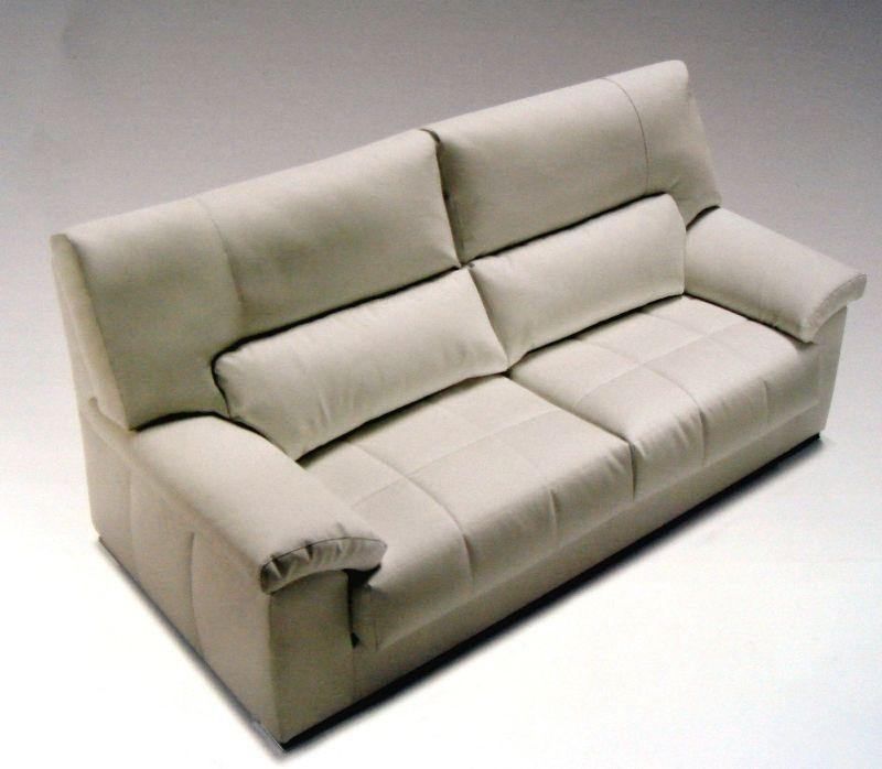 Sof andros piel ortu o muebles madrid sofas for Muebles lopez arevalo