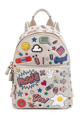4f9935897f0b Mini All Over Wink Backpack by ANYA HINDMARCH for Preorder on Moda Operandi