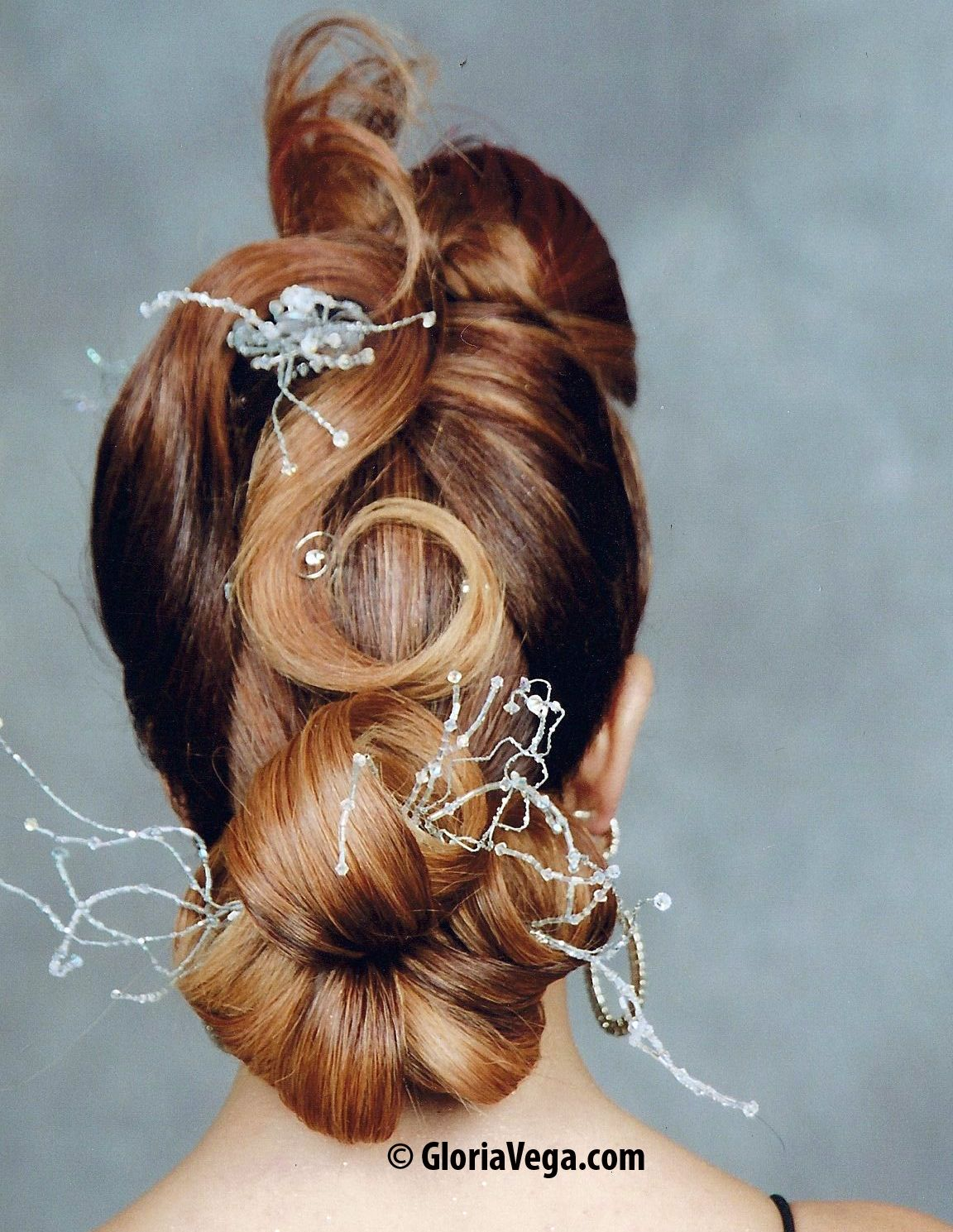 pin on wedding hair and hair accessories
