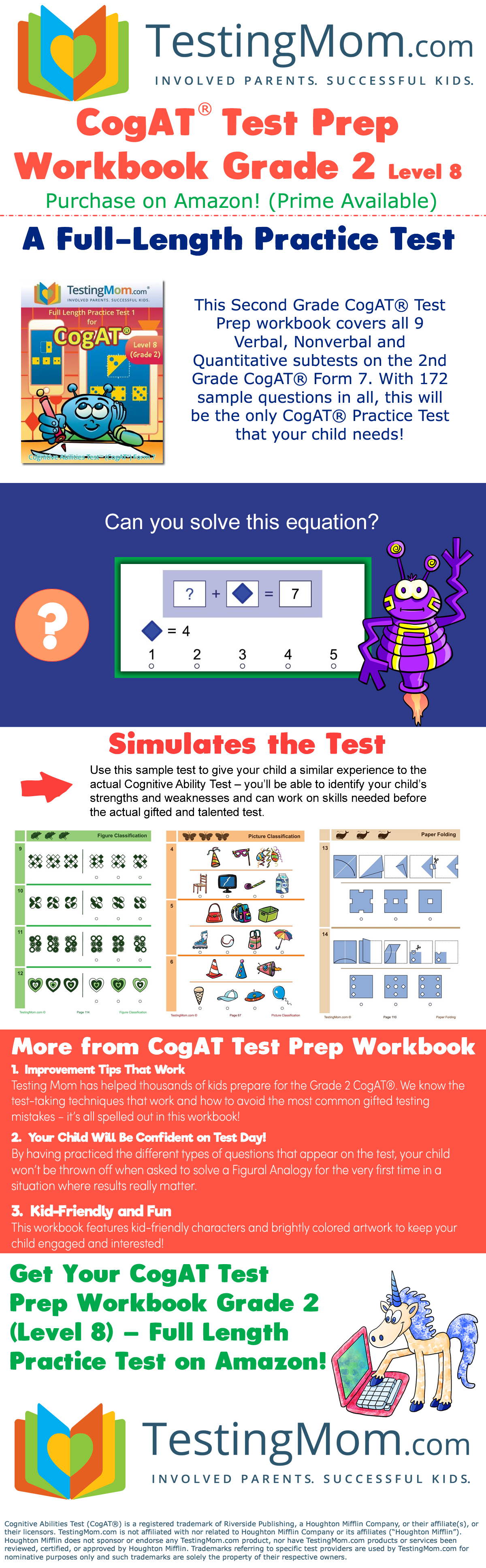 Cogat Practice Worksheets   Printable Worksheets and Activities for  Teachers [ 3870 x 1200 Pixel ]