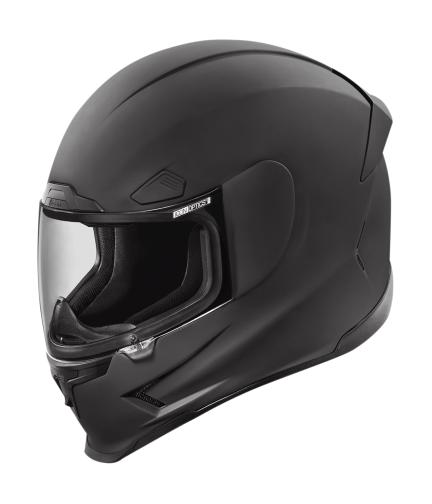 Icon Helmet Airframe Pro Rubatone Black Full face