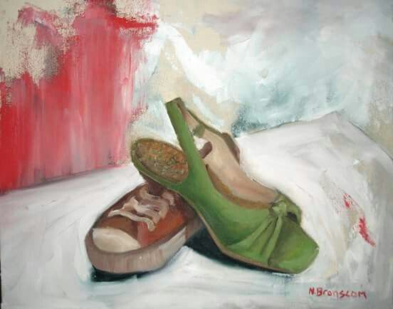 Two Shoes by Nate Branscom