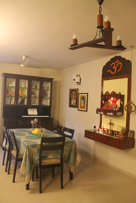 9 Traditional Pooja Room Door Designs In 2020: 10 Traditional Pooja Room Designs From A Designer