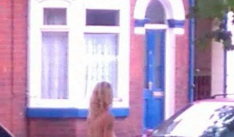 Naked blonde woman pictured strolling around town in broad daylight - http://www.thelivefeeds.com/naked-blonde-woman-pictured-strolling-around-town-in-broad-daylight/