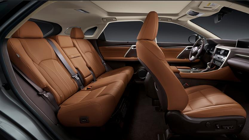 2017 Lexus Rx200t Styling Interior Design