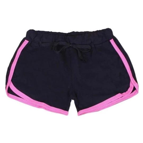 Causal Summer Girls Women Multicolors Shorts Ladies Cotton