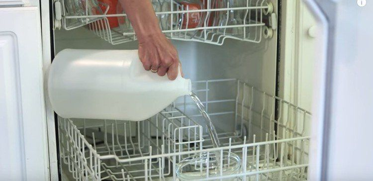 Comment Nettoyer Le Lave Vaisselle Finest Comment Nettoyer Un Lave