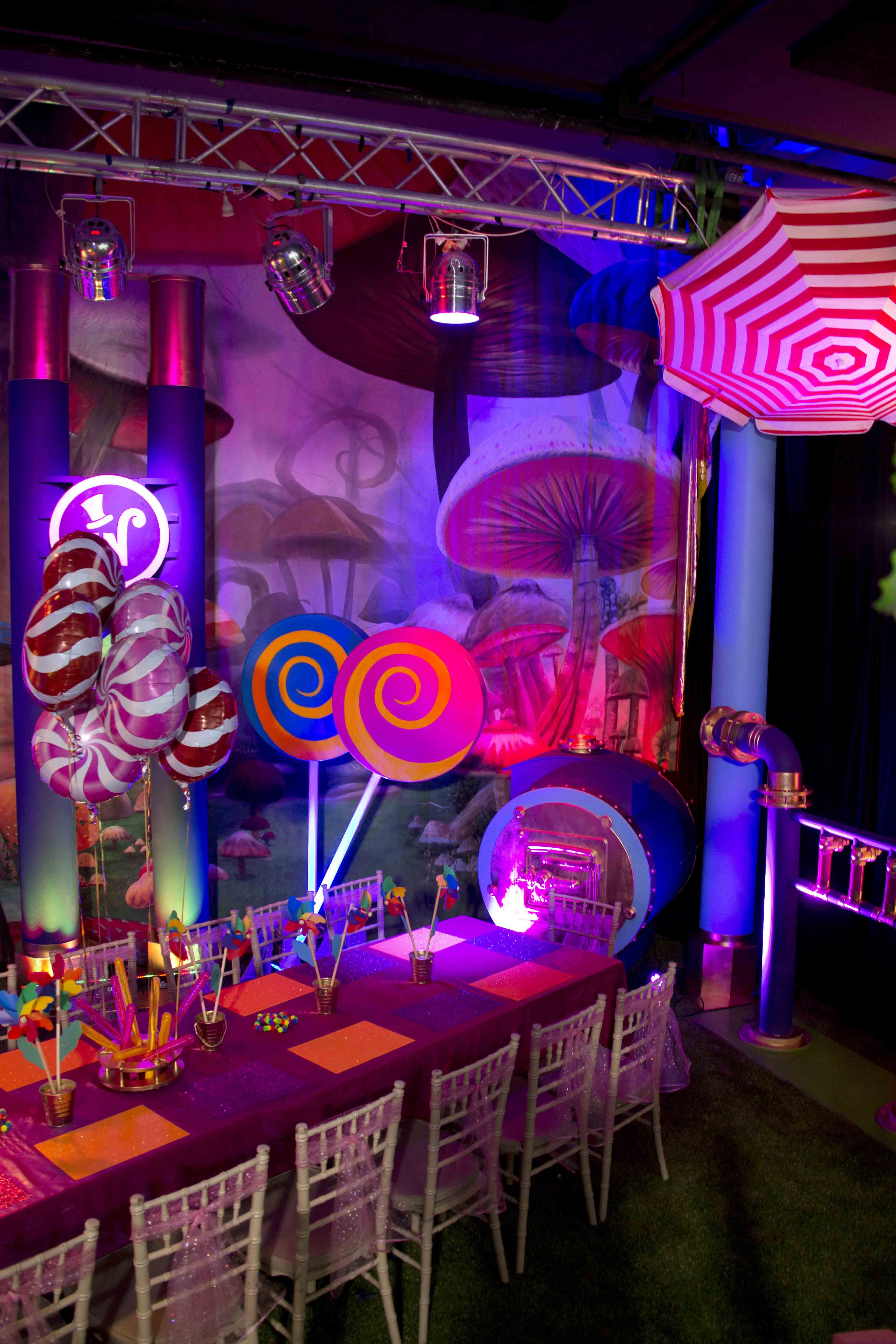 Willy Wonka - Charlie and the Chocolate Factory Theme at Sydney Prop Specialists - including props theme styling event hire special event & willy wonka charlie and the chocolate factory kids party ... azcodes.com