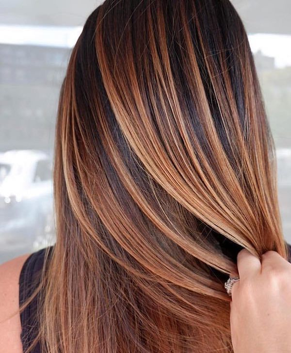 Amazing Caramel Balayage That You Can Do At Home Strawberry