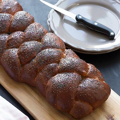 Challah bread #BreadBakers