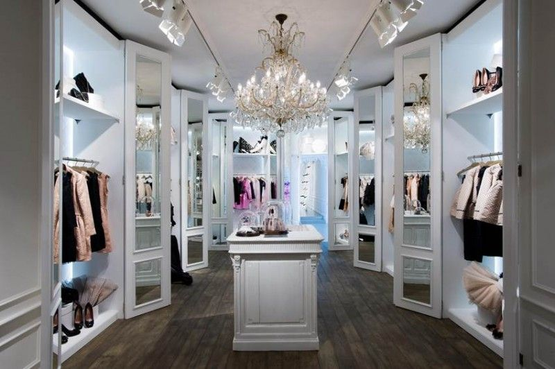 RED Valentino Opens Flagship Store in Milan (With images