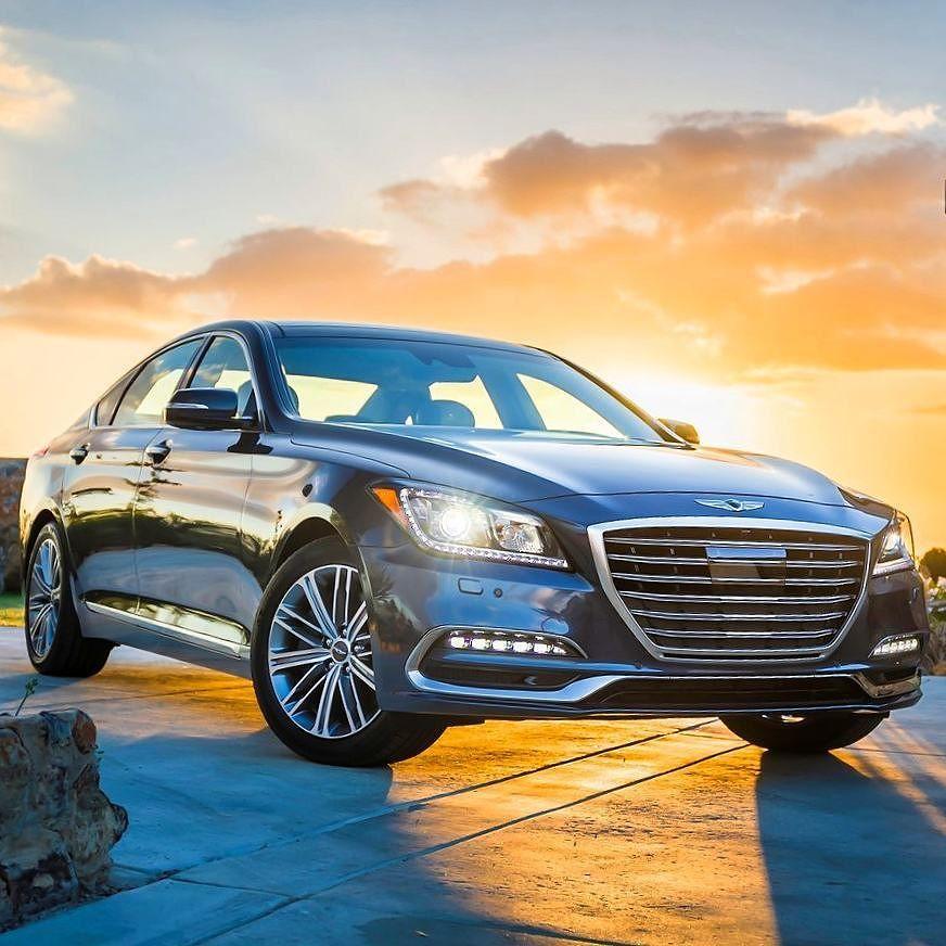Genesis G80 2018 Sedan da divisão de luxo da Hyundai tem